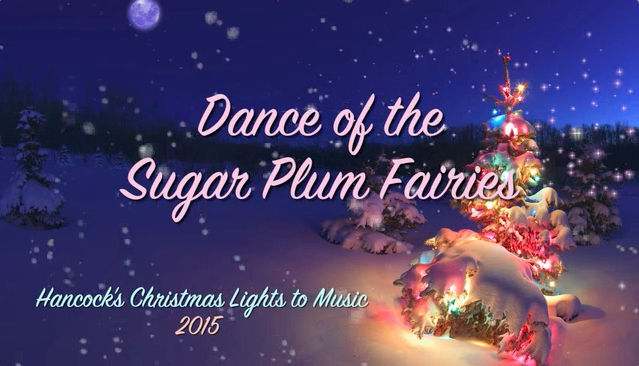 Dance Of The Sugar Plum Fairies
